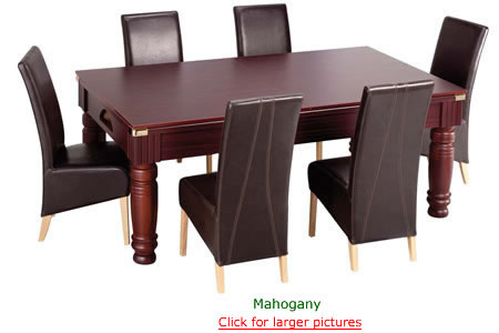 Snooker/Pool Dining Table   The Majestic