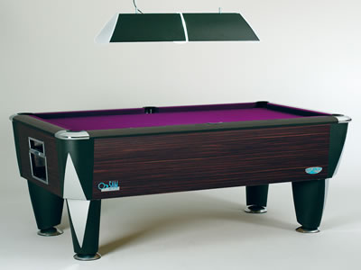 The Atlantic Champ Pool Table