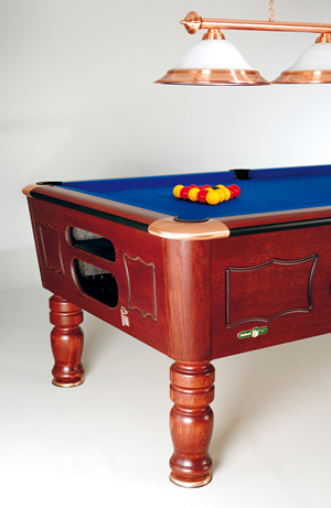 The Monarch Pool Table